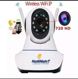 Wifi IP HD Camera with Night vision Mode
