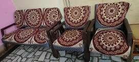 Sofa set 1 big 2 small