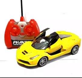 Mobil Remote Kuning