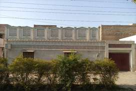 Property in Khanewal Corner House#14 Block#W Peoples colony