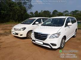 Innova Type4 Chrome Front Grill