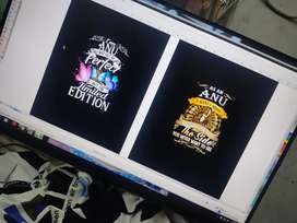Screen printing and sublimation designer