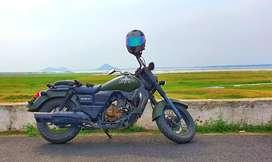 UM Commando Bike