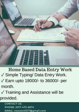 home basic work