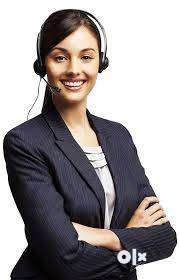 Spot joining for female telecaller for banking services 0