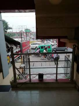 Prime location in front of bitholi railway crossing