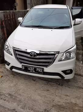 Toyota kijang inova 2.0G luxury matic 2015