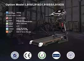 New Product Treadmill Elektrik Top Class