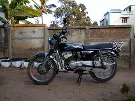 RX 135 5 Speed for sale