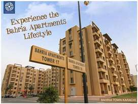 2 Bedroom Apartment Available For Sale In Bahria Town Karachi