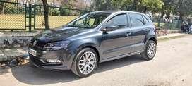 Volkswagen polo highline 2017 petrol