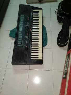 Yamaha Casio