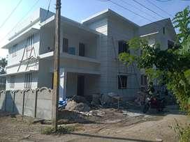 ANCHERI, Thrissur, 5 cent, 1800 sqft, 4 BHK, 60 Lakh Negotiabe,