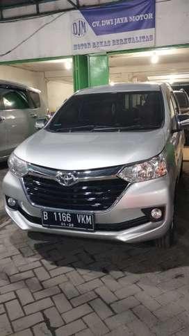 Toyota Avanza G mt 2016