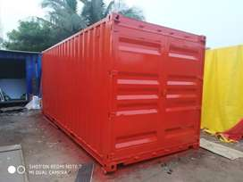 USED SHIPPING INTERIOR CONTAINER 20FT LOW PRICE