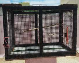 CAGE wooden