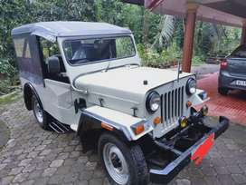 Mahindra Jeep 1994