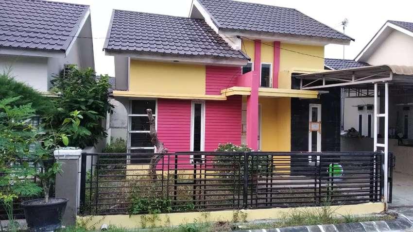 Rumah villa marpoyan 0