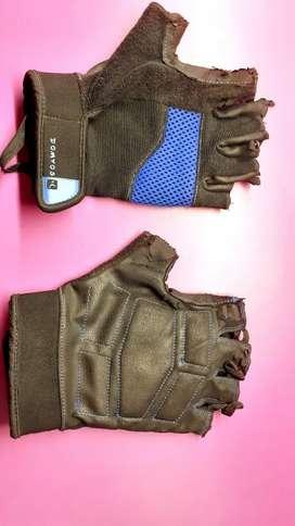 Domyos Gym/Cycling gloves
