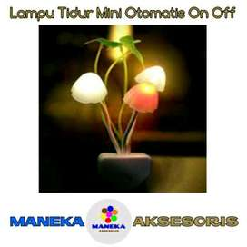 Lampu Avatar LED Mini/Lampu Jamur LED Mini/Lampu Tidur/Sleep LED Mini