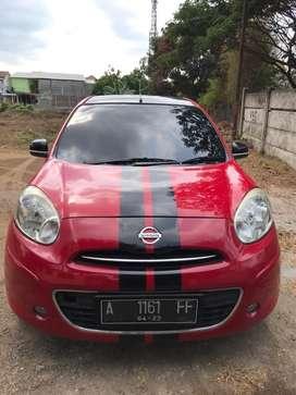 Nissan March 1.2L modif