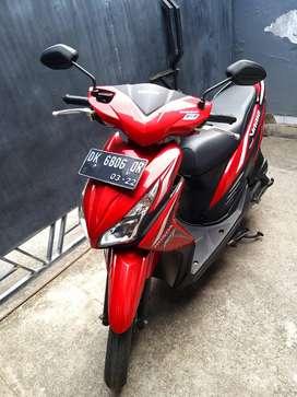 Honda Vario FI (Merah)