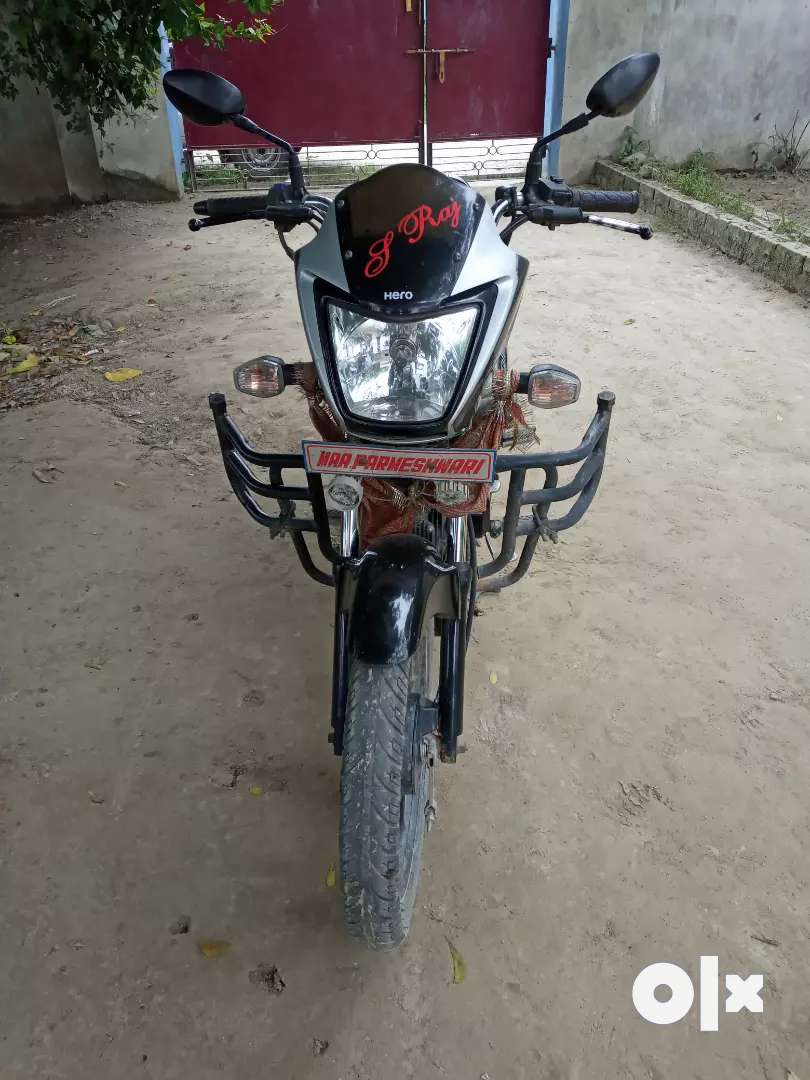 Good condition no any type of accidental cesses. 0