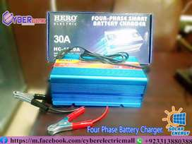 Hero Four Phase Smart Battery Charger