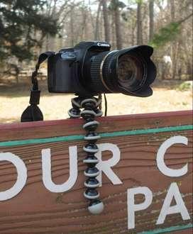 Gorillapod Camera