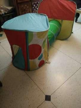 Funskool tent for kids