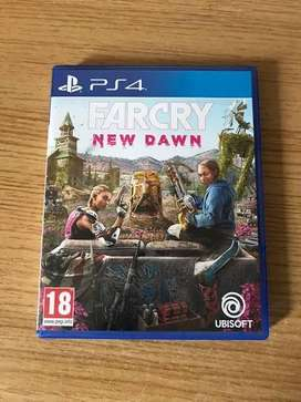 Ps4 Games in very good condition just like new.