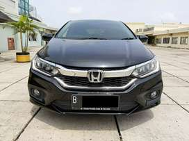 Honda City 1.5 E CVT Facelift Matic 2018