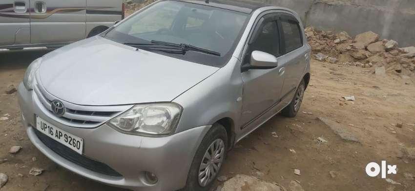 Toyota Etios Liva GD, 2013, Diesel 0