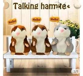 Boneka takking hamster