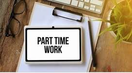 Part time work -opportunity for all job seekers