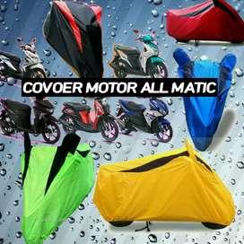 COVER MOTOR/SELIMUT MOTOR UNTUK ALL JENIS MOTOR/PCX,XMAX,AEROX,NMAX