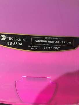 Imported Aquarium -RS Electrical 580a