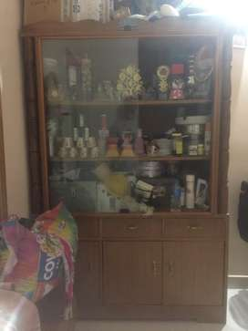 Showcase in a very good condition
