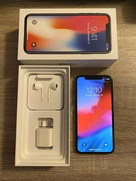 Apple iPhone X New  - 64GB - Space Grey (Unlocked) A1901 PTA APPROVED