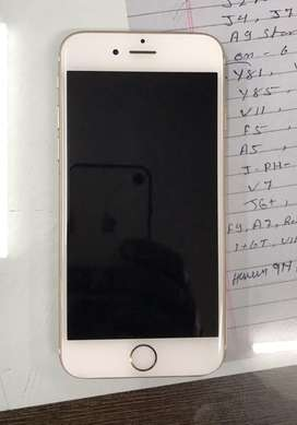 Iphone 6 64 GB with aipod 11