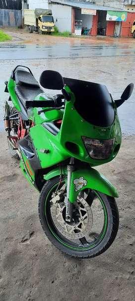 Ninja rr se hijau  21jt nego
