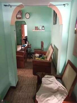 2 portion house for lease Near nirmala matha school
