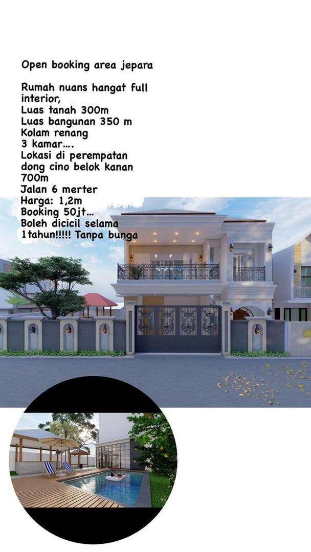 Villa mewah di jepara