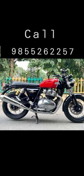 Royal Enfield Interceptor 650 brand new condition  call if intrested