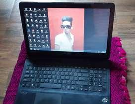 Sony laptop i3
