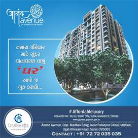 @Your 3BHK apartment% Book at anand avenue/ to pay only 51000₹