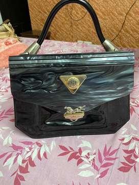 Smart black bag