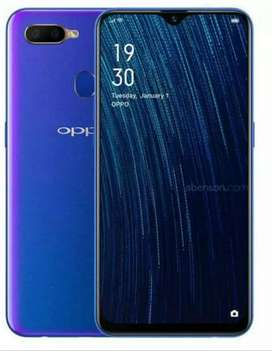 oppo A5s 3gb 32gb pin pack avail