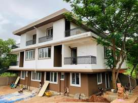 Affordable 4 BHK Row Villa in Goa at special price of ₹97 Lakhs !!