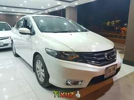 we finance honda city aspire only 7% markup py